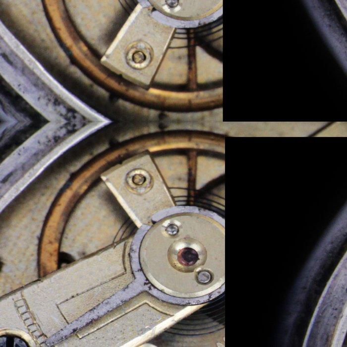 Clockwork mechanism  Leggings