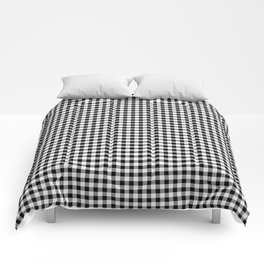 vichy gingham pattern Comforters