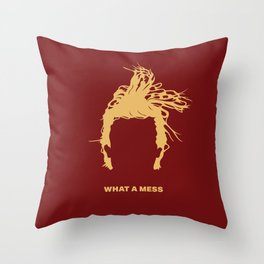 Donald Drumpf Throw Pillow