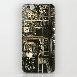 Nook's Grocery and C. Redd's Mobile Art Emporium iPhone Skin