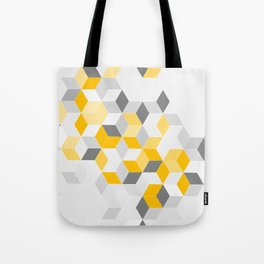 Yello Dimension Tote Bag