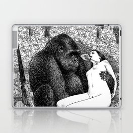 asc 686 - La pitié (Time is out of joint) Laptop & iPad Skin