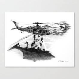 Force Recon Canvas Print