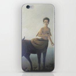 Early morning on Aquaferia II iPhone Skin