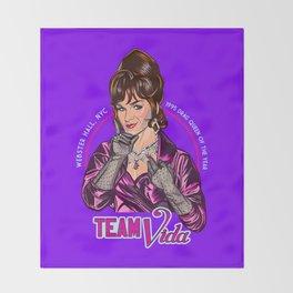 Team Vida Throw Blanket