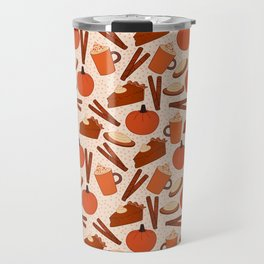 Pumpkin Fanatic Travel Mug