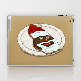 Santa Burger Laptop & iPad Skin