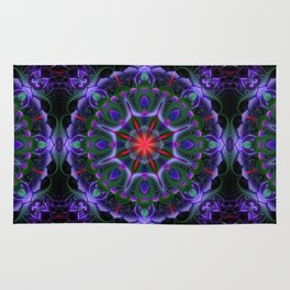 Mandala - Daily focus 2.17.18 Rug
