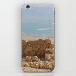ABOVE THE DEAD SEA iPhone Skin