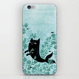 Undersea (Mint Remix) iPhone Skin
