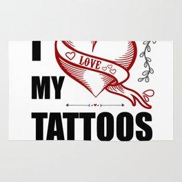 Tattoolover Rug