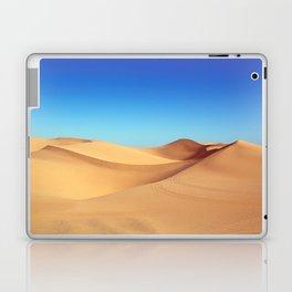 Scenic Sahara sand desert nature landscape Laptop & iPad Skin