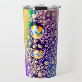 Lisa Frank's Happy Tears Travel Mug