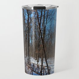 Winter Fatigue Travel Mug