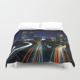 Spacey Atlanta Duvet Cover