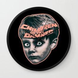 Children of the Dammed Wall Clock