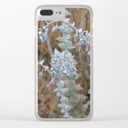 Dead or Alive Clear iPhone Case