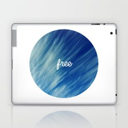 Sweeping Sky Laptop & iPad Skin