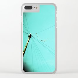 Wire Clear iPhone Case