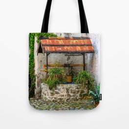 Historic Well Tote Bag