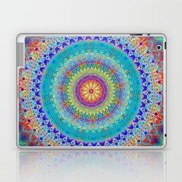 Boho City Mandala Laptop & iPad Skin