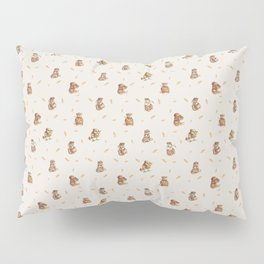 Cute French Bakery Pillow Sham