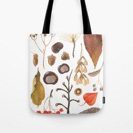 Autumn treasure chest Tote Bag