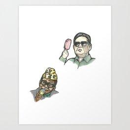 Vices 1/10 Art Print