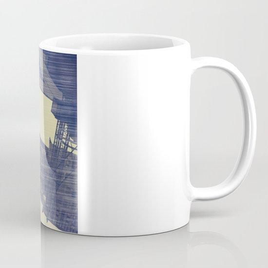 chrysler gold fish Mug