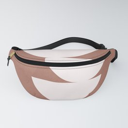 Abstract Balancing Shapes I Fanny Pack