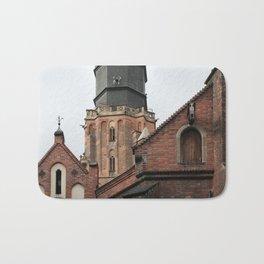 breslavia wroclaw breslau _ roofs Bath Mat