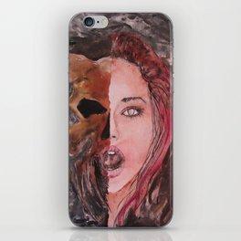 Lucifera iPhone Skin