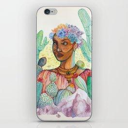 Madre Del Desierto iPhone Skin
