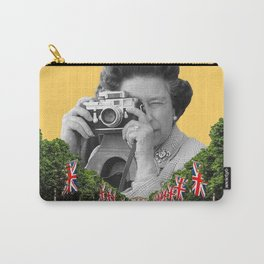 Her Majesty Queen Elizabeth II Carry-All Pouch