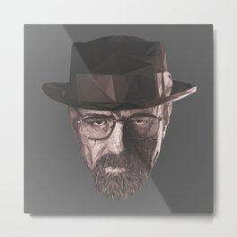 Heisenberg  Metal Print