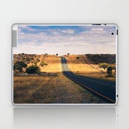 Road in Africa Laptop & iPad Skin
