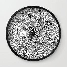 Starting Random Wall Clock