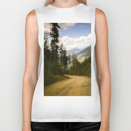 Mountain Road Biker Tank