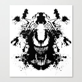 Never wound what you can't kill Canvas Print