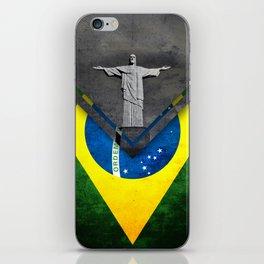 Flags - Brazil iPhone Skin
