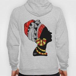 Black Queen (red) Hoody