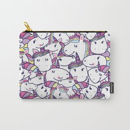 a lot of unicorns Carry-All Pouch