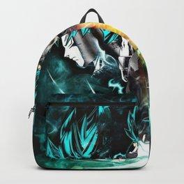 Vegetta Blue Backpack