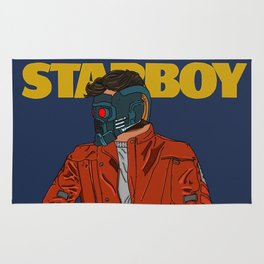Im a mother*!%#@ Star-Lord Rug