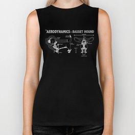 The Aerodynamics of a Basset Hound Biker Tank