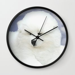 """"""" Spring's Touch """" Wall Clock"""