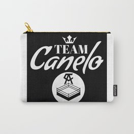 Cancelo Boxing Shirt Carry-All Pouch