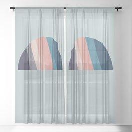 Charlie 02 Sheer Curtain