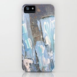 City Trippin' iPhone Case