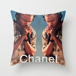 See Both Sides Throw Pillow